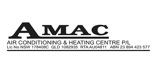 AMAC Air Conditioning & Heating Centre Logo - The Federation Informer