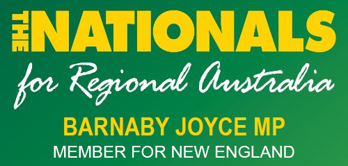 Find out more about Barnaby Joyce MP - Member of Parliment in Tenterfield.