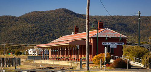 Find out more about Border Railway Markets - Market in Wallangarra.