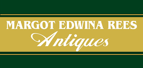 Margot Edwina Rees Antiques Logo - The Federation Informer