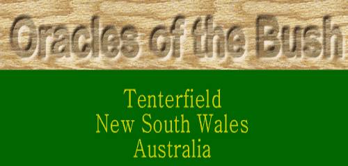 Find out more about Oracles of the Bush Inc. - Public Event in Tenterfield.