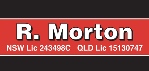 Find out more about R Morton Builder - Builder in Tenterfield.