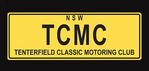 Tenterfield Classic Motoring Club Logo - The Federation Informer