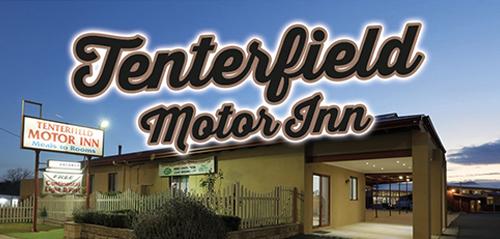 Tenterfield Motor Inn Logo - The Federation Informer
