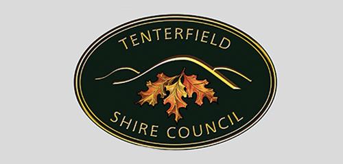 Tenterfield Shire Council Logo - The Federation Informer